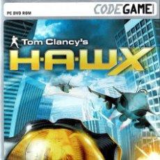 Videojuegos y Consolas: TOM CLANCY'S H.A.W.X. PC (PRECINTADO). Lote 211489902