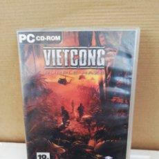 Videojuegos y Consolas: VIETCONG PURPLE HAZE PC. Lote 211701269