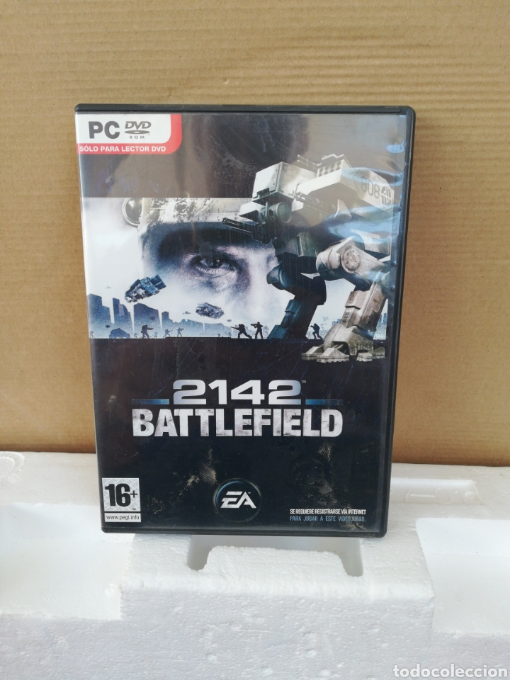 BATTLEFIELD 2142 PC (Juguetes - Videojuegos y Consolas - PC)