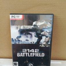 Videojuegos y Consolas: BATTLEFIELD 2142 PC. Lote 211701416