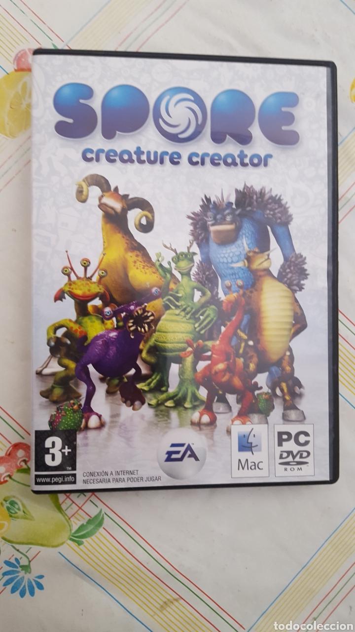 spore creature creator