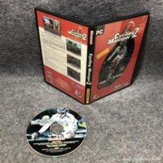 Videojuegos y Consolas: CYCLING MANAGER 2 PC. Lote 211922221