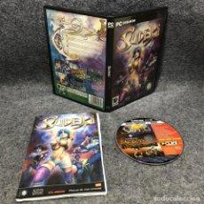 Videojuegos y Consolas: SUDEKI PC. Lote 211922246