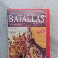 Videojuegos y Consolas: JUEGO LAS GRANDES BATALLAS DE ALEJANDRO MAGNO, PC. Lote 211931327
