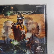 Videojuegos y Consolas: 2 CD ROM, OUTCAST (INFOGRAMES) SIERRA. EDICIÓN ALEMANA.. Lote 211987346
