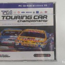 Videojuegos y Consolas: TOCA TOURING CAR CHAMPIONSHIP (CODEMASTERS). Lote 211987665