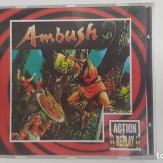 Videojuegos y Consolas: AMBUSH (ACTION REPLAY). Lote 211987878