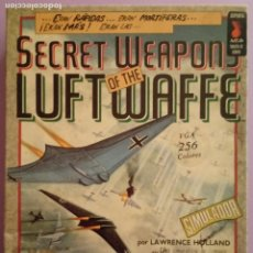 Videojuegos y Consolas: JUEGO COMPLETO - FOTOS ADICIONALES - SECRET WEAPONS LUFTWAFFE - LAWRENCE HOLLAND. Lote 212186668