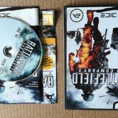 Jeux Vidéo et Consoles: BATTLEFIELD BAD COMPANY 2 - PC. Lote 212757110