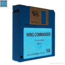 Videojuegos y Consolas: WING COMMANDER / JUEGO PC EN 6 DISQUETES HD 3,5´ / ORIGIN INTERACTIVE DRO SOFT 1990. Lote 212869537