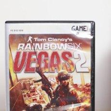 Videogiochi e Consoli: RAINBOW SIX VEGAS 2 PC COMO NUEVO. Lote 212894456