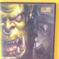 Videojuegos y Consolas: PC CD-ROM. WARCRAFT. REIGN OF CHAOS.. Lote 212990992