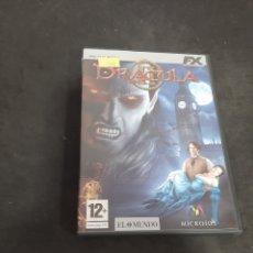 Jeux Vidéo et Consoles: PC 199 DRÁCULA 2 -JUEGO DE PC SEGUNDA MANO. Lote 213608756