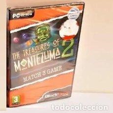 Videojuegos y Consolas: JUEGOS PC EN RETRACTIL SELLADO, SIN ABRIR: PC MONTEZUMA 2. Lote 213801010