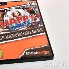 Videojuegos y Consolas: JUEGOS PC EN RETRACTIL SELLADO, SIN ABRIR: PC HAPPY CHEF. Lote 213801180