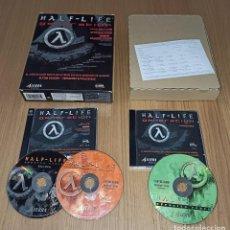 Videojuegos y Consolas: JUEGO PC HALF-LIFE GENERATION - EDICION ESPAÑOLA - COMPLETO - CAJA DE CARTON. Lote 213989340