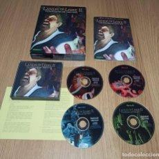 Videojuegos y Consolas: JUEGO PC LANDS OF LORE: GUARDIANS OF DESTINY - EDICION ESPAÑOLA - COMPLETO - CAJA DE CARTON. Lote 213989405