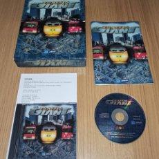 Videojuegos y Consolas: JUEGO PC TRAFFIC GIANT - EDICION ESPAÑOLA - COMPLETO - CAJA DE CARTON. Lote 213989593