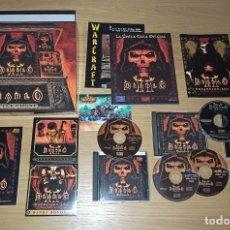 Videojuegos y Consolas: JUEGO PC DIABLO II 2 BATTLE CHEST - EDICION ESPAÑOLA COMPLETO CAJA DE CARTON. Lote 214004767