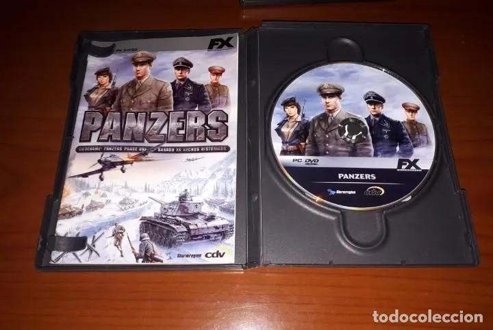 Videojuegos y Consolas: PHANZERS, PHASE ONE, JUEGO PC. A ESTRENAR. - Foto 2 - 214378228