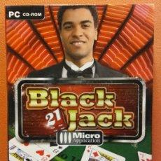Videogiochi e Consoli: BLACK JACK. MICRO APPLICATION. FAITES SAUTER LA BANQUE. Lote 214429640