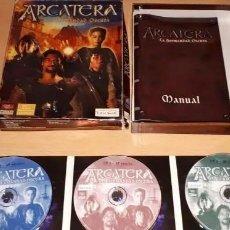 Videojuegos y Consolas: JUEGO ARCATERA, LA HERMANDAD OSCURA, BIG BOX, UBISOFT. Lote 214479223