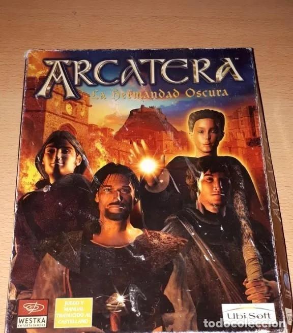Videojuegos y Consolas: JUEGO ARCATERA, La Hermandad Oscura, BIG BOX, UBISOFT - Foto 2 - 214479223
