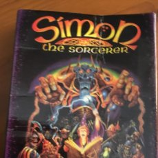 Videogiochi e Consoli: JUEGO PC SIMON THE SORCERER. Lote 214883188