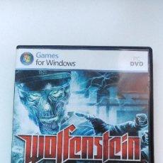 Videojuegos y Consolas: WOLFFENSTEIN - PC. Lote 214968610