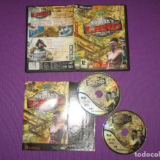 Videojuegos y Consolas: NO MAN'S LAND ( FIGHT FOR YOUR RIGHTS ! ) - PC CD-ROM - CDV - GIVE IT YOUR BEST SHOT !. Lote 215148592
