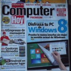 Videojuegos y Consolas: 6 REVISTAS PC , WINDOW , ... Lote 215511838