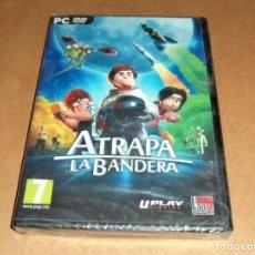 Jeux Vidéo et Consoles: ATRAPA LA BANDERA , JUEGO A ESTRENAR PARA PC. Lote 216552561