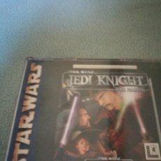 Videojuegos y Consolas: STAR WARS JEDI KNIGHT. Lote 217213263