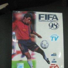 Videojuegos y Consolas: FIFA RUMBO AL MUNDIAL CD+ MANUAL. Lote 217315146
