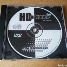 Videojuegos y Consolas: DVD HD ADVANCE 2.0 THE ULTIMATE GAME STORAGE AND MANAGEMENT SOLUTION FOR THE GAME CONSOLE.. Lote 217547976