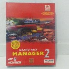 Videogiochi e Consoli: JUEGO DE PC GRAND PRIX MANAGER 2. Lote 217602240
