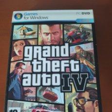 Videojuegos y Consolas: GTA 4. Lote 217836997