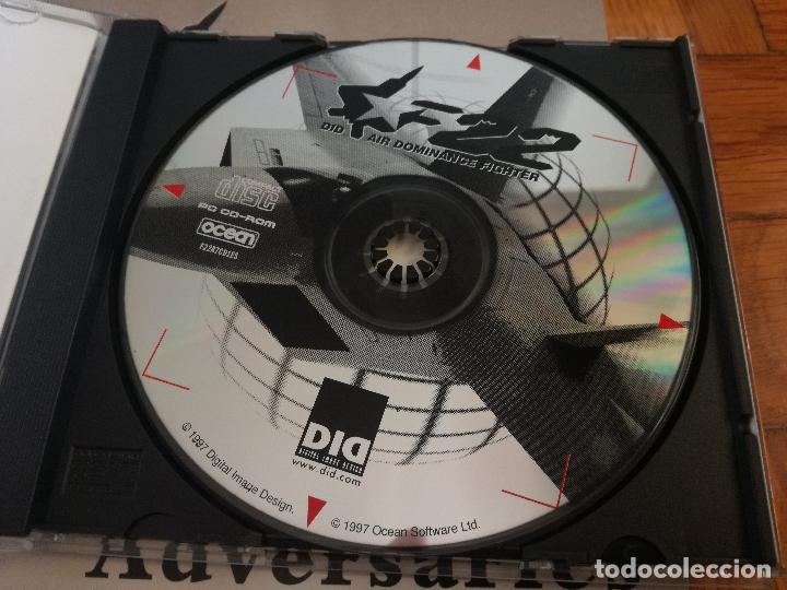 Videojuegos y Consolas: F22 DID AIR DOMINANCE FIGHTER - SOFTWARE EN CASTELLANO - JUEGO PARA PC. CD ROM PERFECTO COMO NUEVO - Foto 4 - 217859270