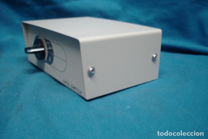 Videojuegos y Consolas: ANTIGUO DATA SWITCH - Foto 2 - 217945055