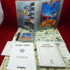 Videojuegos y Consolas: VIDEOJUEGO PC / CD FLYING CORPS-EMPIRE INTERACTIVE 1996 COMPLETO. Lote 218277300