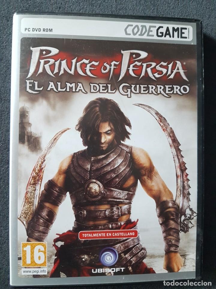 JUEGO PC PRINCE OF PERSIA EL ALMA DEL GUERRERO (Juguetes - Videojuegos y Consolas - PC)