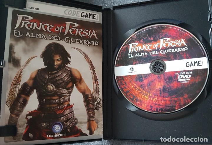 Videojuegos y Consolas: juego PC Prince of Persia el alma del guerrero - Foto 3 - 218726447