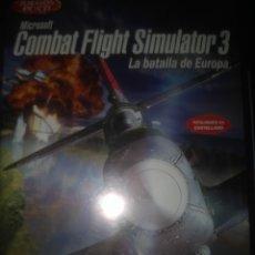 Videojuegos y Consolas: COMBATE FLIGHT SIMULATOR 3. Lote 218833808