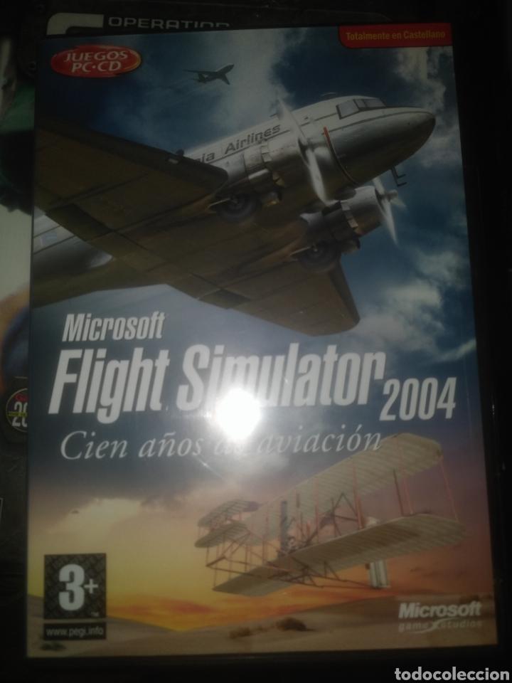 FLIGHT SIMULATOR 2004 (Juguetes - Videojuegos y Consolas - PC)