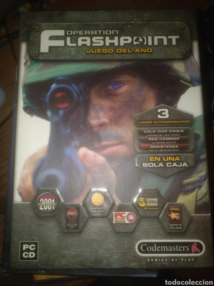 OPERATION FLASHPOINT PC CAJA (Juguetes - Videojuegos y Consolas - PC)