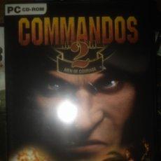 Videojuegos y Consolas: COMMANDOS 2 PC. Lote 218834765