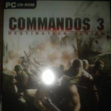 Videojuegos y Consolas: COMMANDOS 3 PC. Lote 218834850