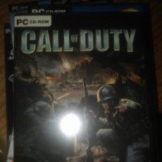 Videojuegos y Consolas: CALL OF DUTY PC. Lote 218835008