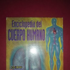 Videojuegos y Consolas: ENCICLOPEDIA CUERPO HUMANO - CD-ROM. Lote 219156806