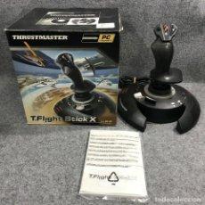 Videojuegos y Consolas: JOYSTICK THRUSTMASER T FLIGHT STICK X PC PLAYSTATION 3. Lote 219188866